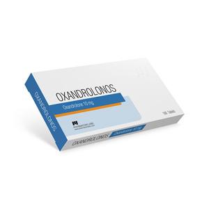 Buy Oxandrolonos 10 online