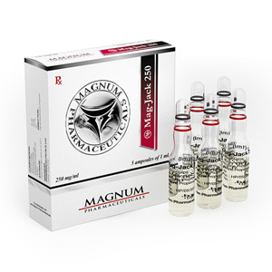 Buy online Magnum Mag-Jack 250 legal steroid