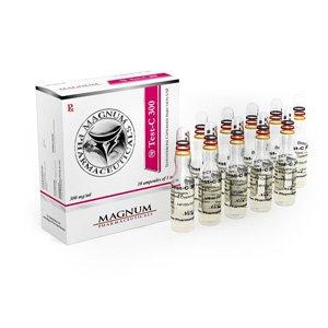 Buy Magnum Test-C 300 online