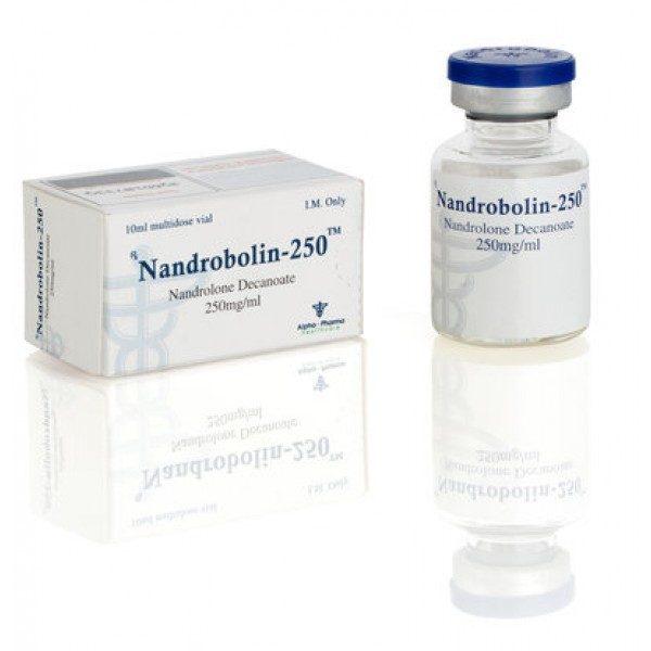 Buy online Nandrobolin (vial) legal steroid