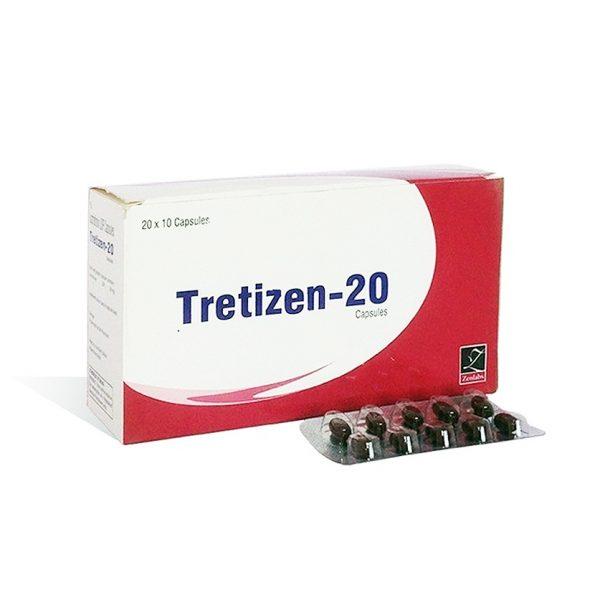Buy online Tretizen 20 legal steroid