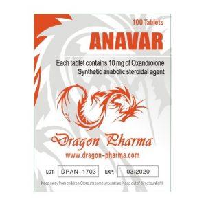 Buy Anavar 10 online